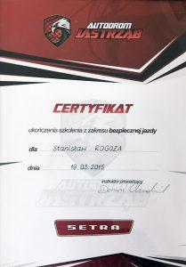 Soltysik reisen Soltysik-certyfikat-2