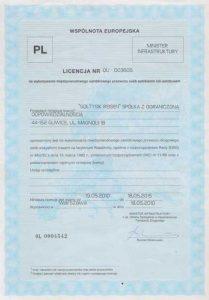 Soltysik reisen licencja_2013-1